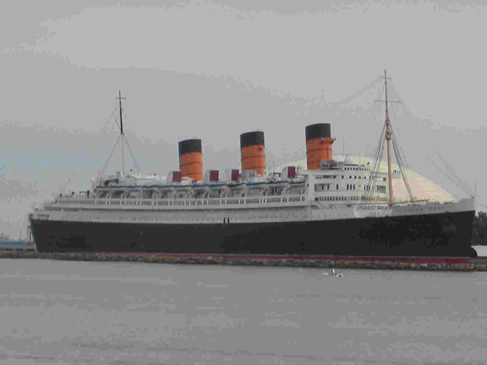 The Rms queen mary pictures